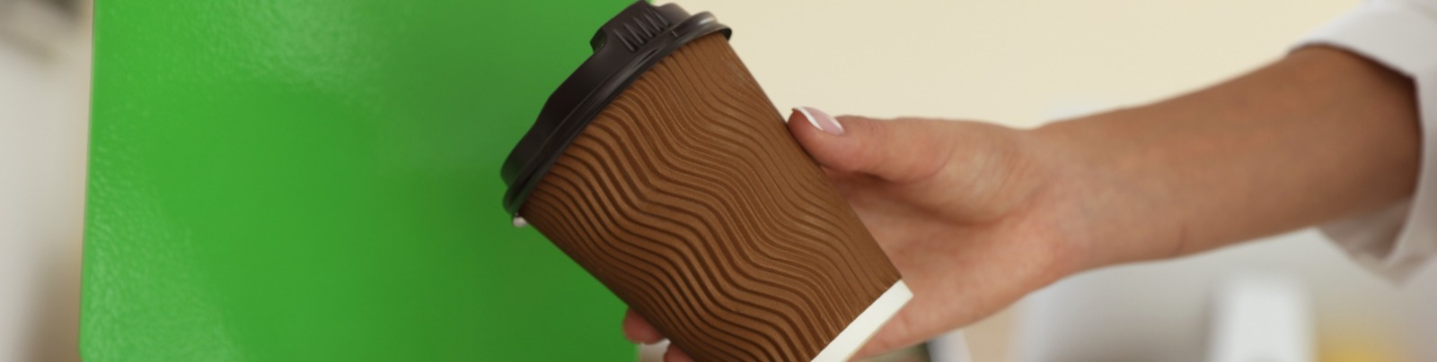 National paper cup recycling scheme